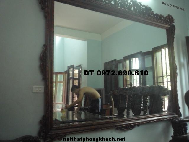Nơi sản xuất: Gương để treo tường GT09