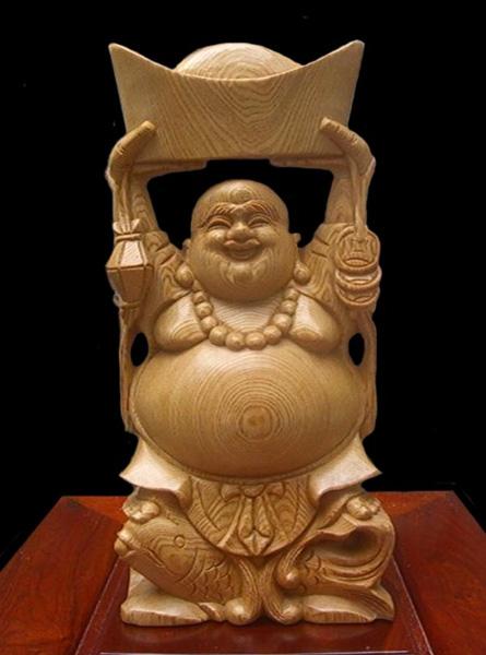 Quà tặng đặc biệt: Phật Di Lặc DL9