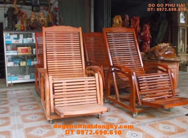 Ghế thư giãn, Ghế dựa lưng, ghế lười GL01