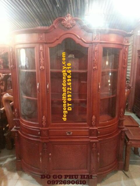 Tủ rượu cổ điển, Tủ để rượu TR12