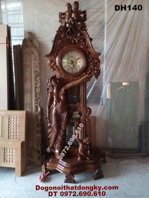 Đồng hồ cây, Quà biếu, Quà Tặng tân gia ý nghĩa DH140