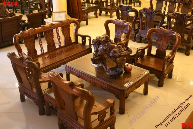 180 Mẫu Sofa Gỗ, Bàn Ghế Gỗ Đẹp Giá Rẻ Nhất Vn B360
