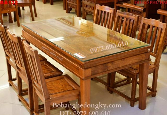 Bo ban an dep, Archives Bộ Bàn Ghế Ăn Bàn Chữ Nhật