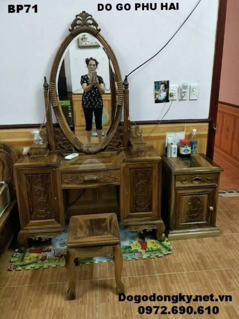 Ban Ghe Trang Diem, Mẫu Bàn Ghế Trang Điểm Nhỏ Xinh