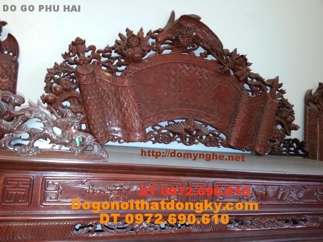 Hoành phi câu đối cuốn thư Đức Lưu Quang HP02