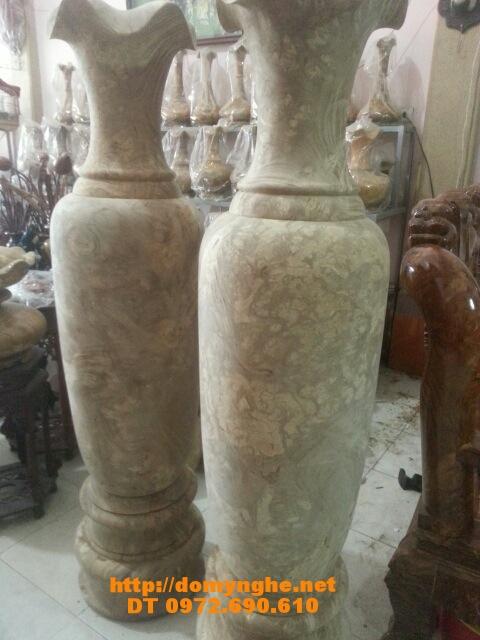 Nơi sản xuất Lộc bình gỗ nu nghiến đẹp LBN29