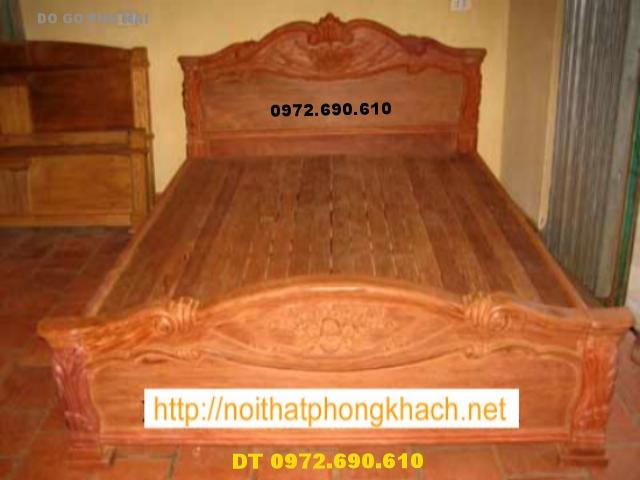 Đồ gỗ nội thất Giường ngủ,Giường Đài Loan GN1
