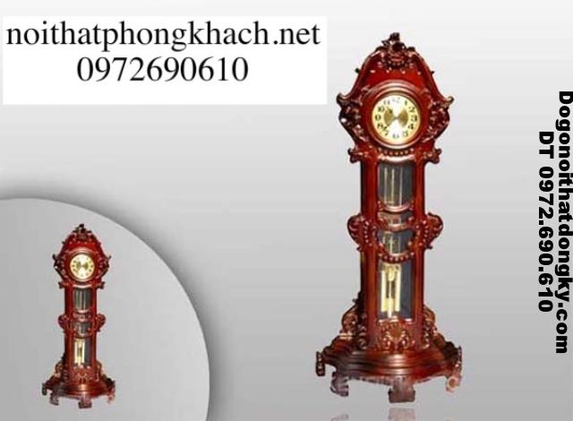Đồng hồ dạng cổ máy điện tủ ĐH02