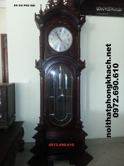 Đồng hồ đứng Máy cơ Hermle Germany ĐH33