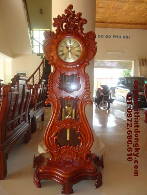 Đồng hồ cây Đàn máy điện tử DH8