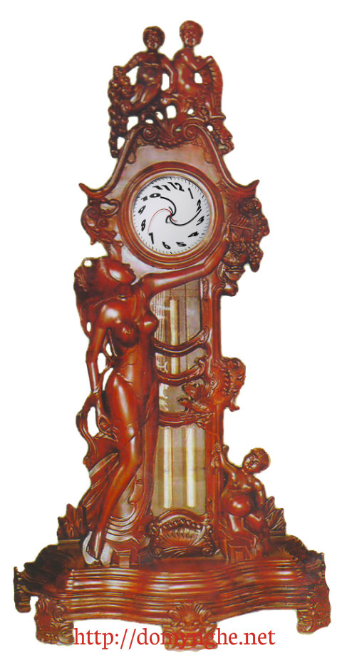 Đồng hồ cây kiểu thiên thần ĐH6