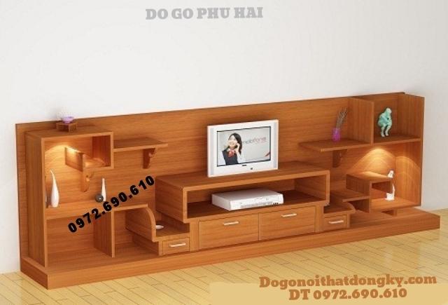 Tủ để tivi đẹp Kệ để ti vi phòng khách KTV22
