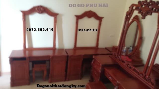 Bàn trang điểm đẹp dogonoithatdongky.com BP28