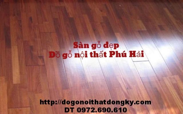 Sàn gỗ đep, Tu vấn, thi công , lăp đặt sàn gỗ SG2