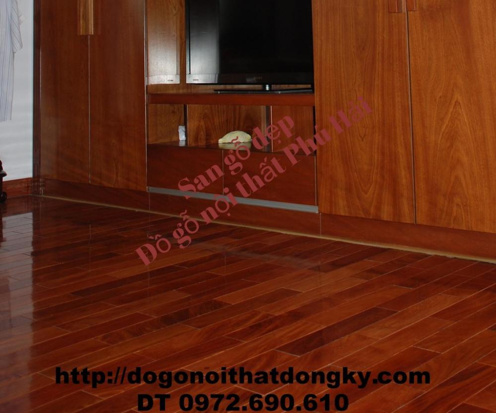 Sàn gỗ đẹp, Nơi nắp đặt sàn gỗ hương chuyên nghiệp SO3