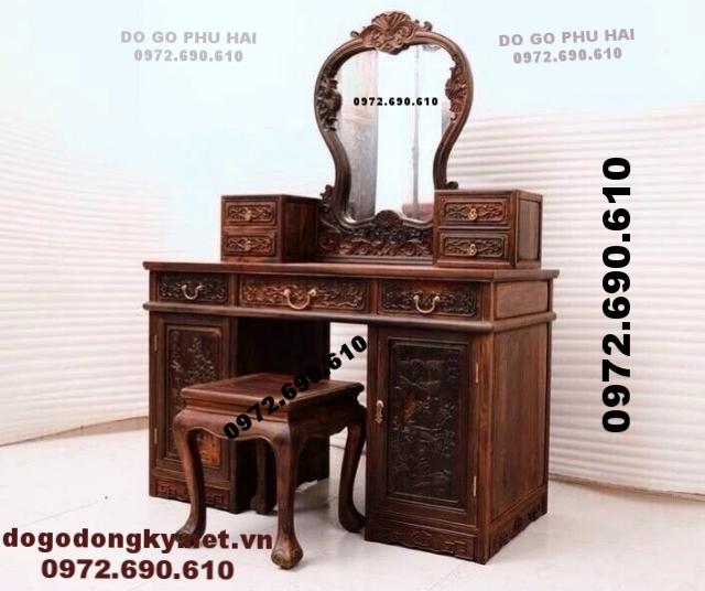 Bán Bàn phấn trang điểm đẹp do Phú Hải SX BP50