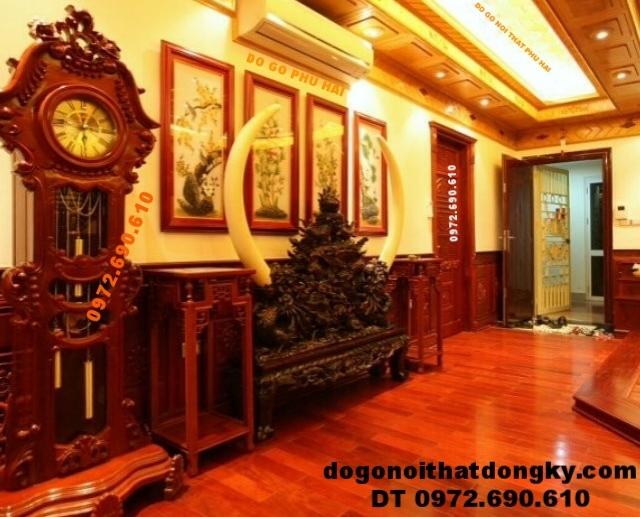 Đồng hồ cây, giá rẻ do go dong ky DH66