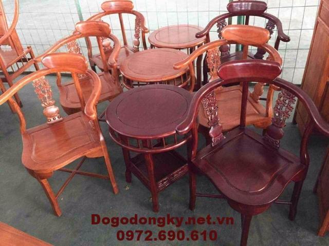 Bộ bàn ghế cho nhà nghỉ, khách sạn, nhà khách B187