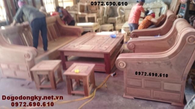 Bộ bàn ghế đẹp Hiện đại cho Phòng khách đẹp B195