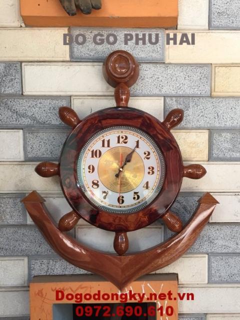 Đồng hồ trang trí phòng khách, Đồng hồ mỏ neo DH90