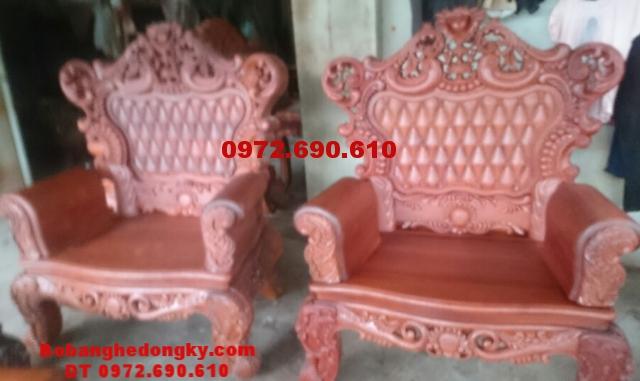 Bộ bàn ghế sofa đẹp với phòng khách hiện đại B201
