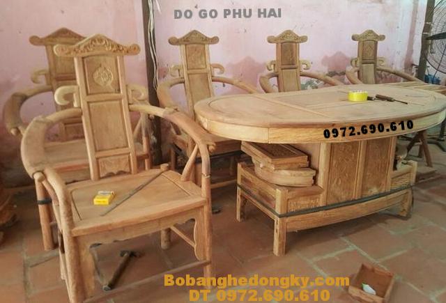 Bộ ghế đẹp dành cho phòng nhà nghỉ B240