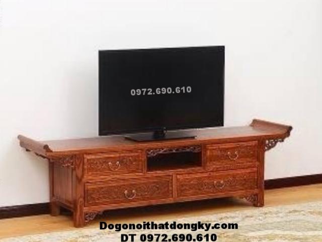 Mẫu Kệ Tivi Đẹp, Kệ Để Ti vi Phòng Khách KTV86