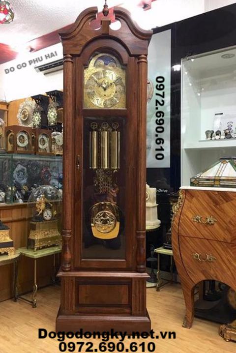 Dong Ho May Co,Đồng hồ máy cơ đẹp, tám bản nhạc hay, máy nguyên bản, Các mẫu Đồng hồ giả cổ, đồng hồ quả lắc