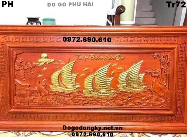 Tranh Thuận Buồm Xuôi Gió, Quà Tặng Khai Trương