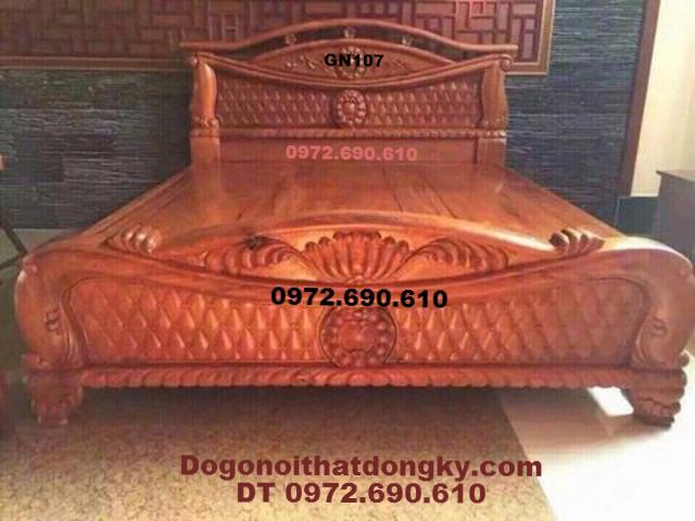 Mẫu Giường Ngủ Gỗ Đẹp,Chuyên sản xuất giường ngủ đẹp gỗ tự nhiên giá rẻ. các mẫu giường ngủ gỗ mẫu mới hợp với không gian phòng ngủ gia đình