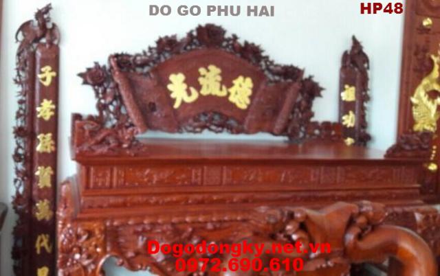Bộ Hoành Phi Câu Đối Mạ Vàng Dogodongky.net.vn