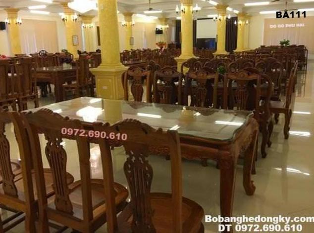 SX Bộ Bàn Ăn Đẹp Giá Rẻ Bobanghedongky.com BA111