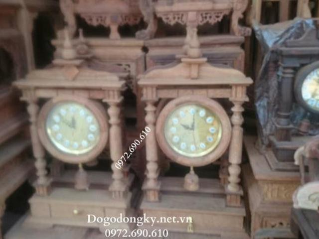 Đồng hồ trang trí đẹp dùng làm quà tặng ý nghĩa DH144