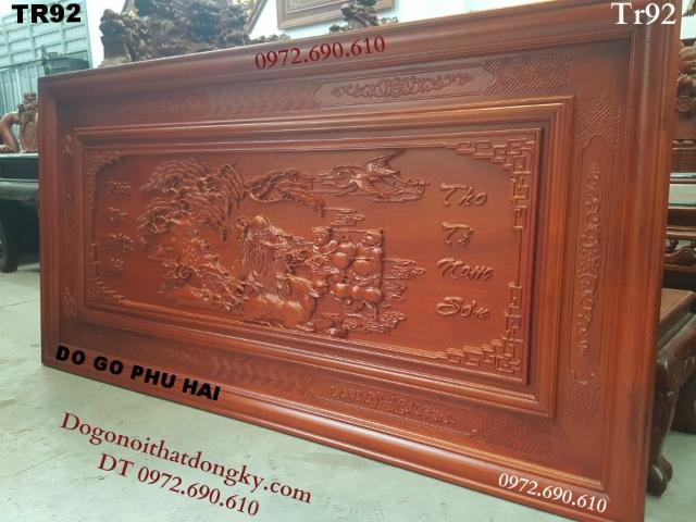 Tranh Mừng Thọ Phúc Như Đông Hải Thọ Tỉ Nam Sơn Tr92