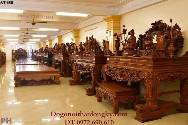 108 Mau Ban Tho Dep & Trang Nghiêm Nhất Hiện Nay ST158