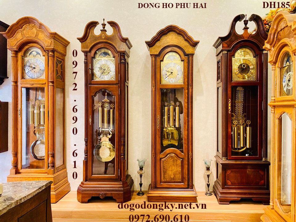 TOP 05 Mẫu Đồng Hồ Cây Để Phòng Khách Đẹp Nhất Năm 2021 D...